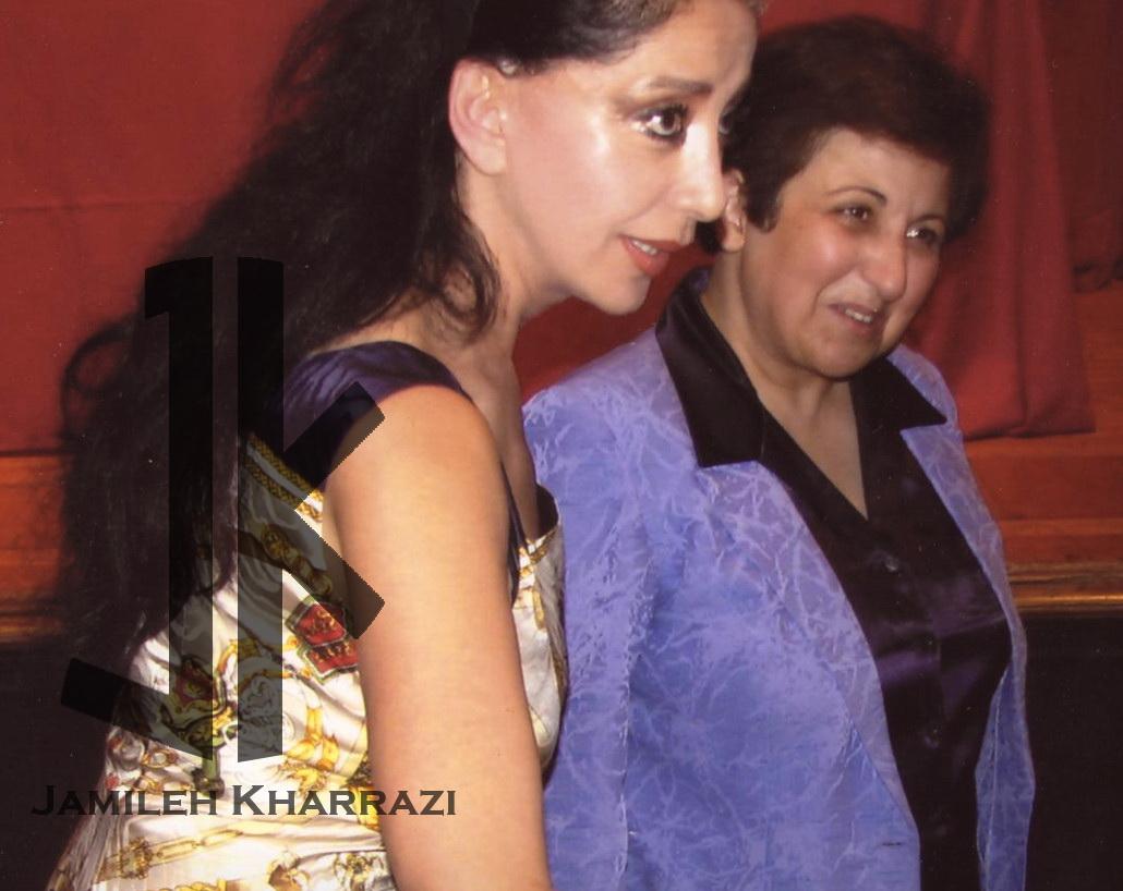 Jamileh Kharrazi and Shirin Ibadi -Noblewinner