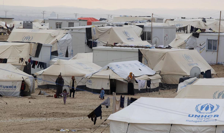 Jamileh Kharrazi-refugee camps