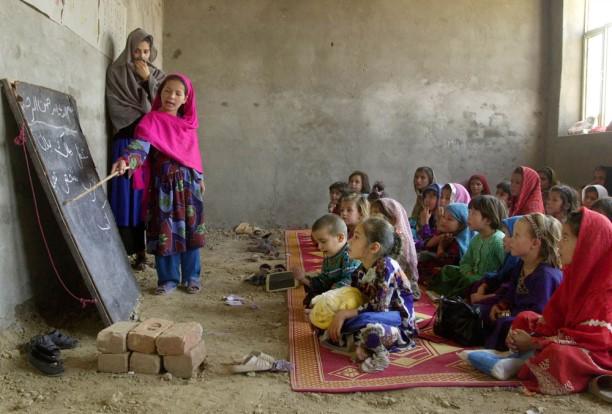 Shugofa Dastgeer Finds Redemption in Education-jamileh kharrazi