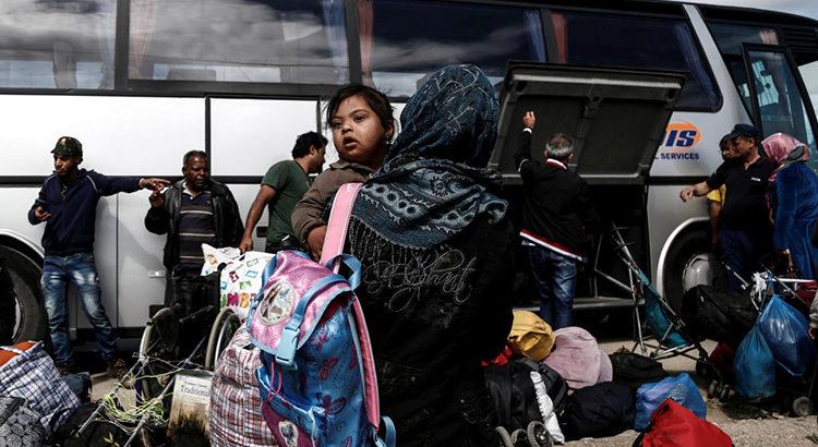 jamileh kharrazi-syrian refugies crisis