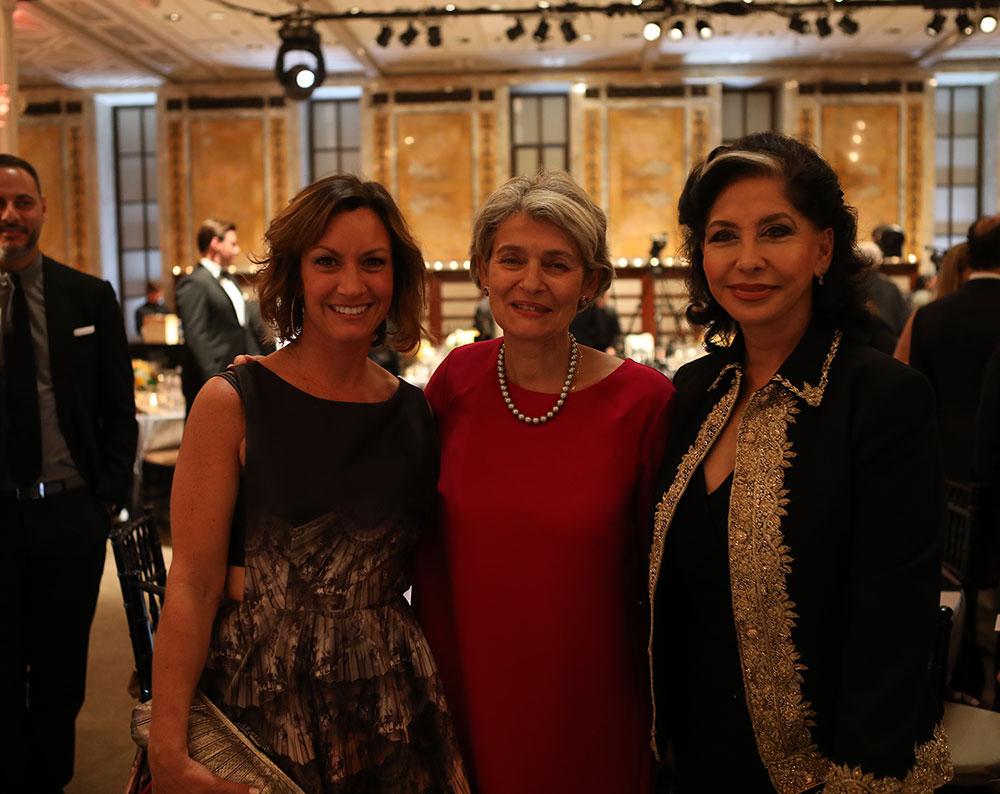 Lady-Jamileh-Kharrazi-And-Mme-Irina-Bokova