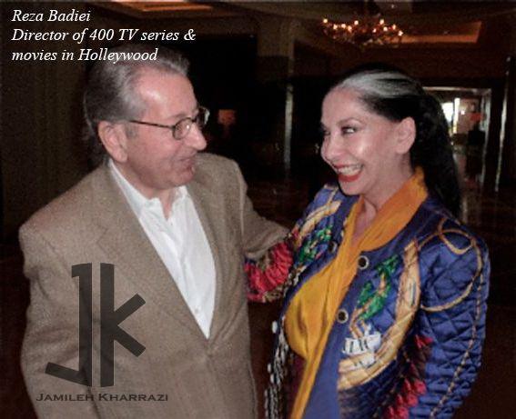 جمیله خرازی و رضا بدیعی – کارگردان