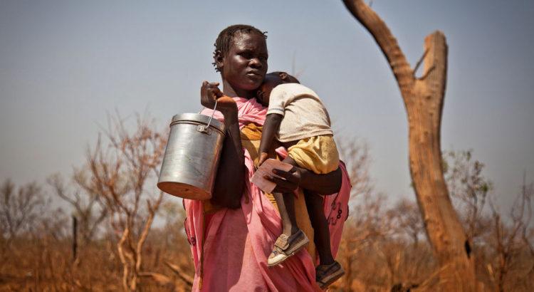 جمیله خرازی- زندگی در روستاهای اوگاندا