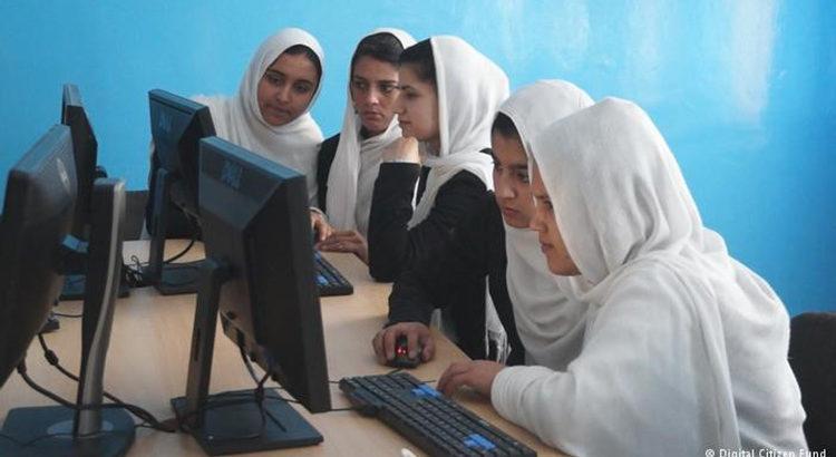 جمیله خرازی- پیشرفت در افغانستان