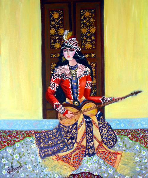 جمیله خرازی-موسیقی سنتی ایران