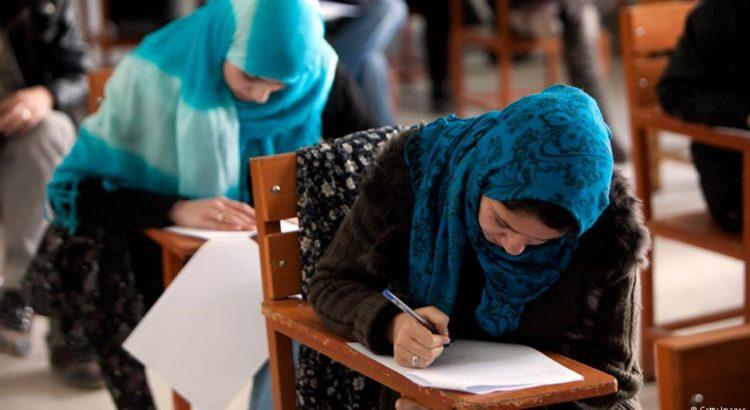 جمیله خرازی- تحصیل زنان در افغانستان