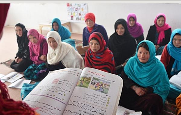 جمیله خرازی - تحصیل زنان در افعانستان