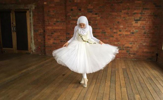 جمیله خرازی Ballet