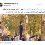 hijab protest