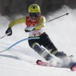 Jamileh Kharrazi Olympics جمیله خرازی
