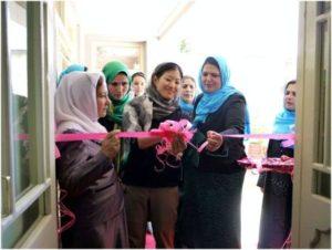 اقامتگاه های زنان بی سرپناه در افغانستان نشان از پیشرفت های اجتماعی ملتی دارد